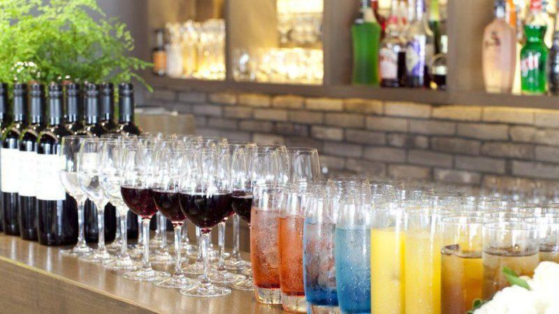 結婚式二次会会場Bar&Grill G7(銀座)