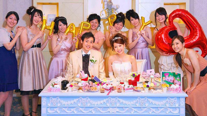 舞浜のおすすめ結婚式二次会会場 サンルートプラザ東京のメイン画像