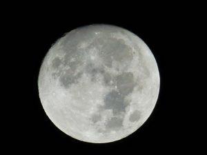 月の土地権利書イメージ画像