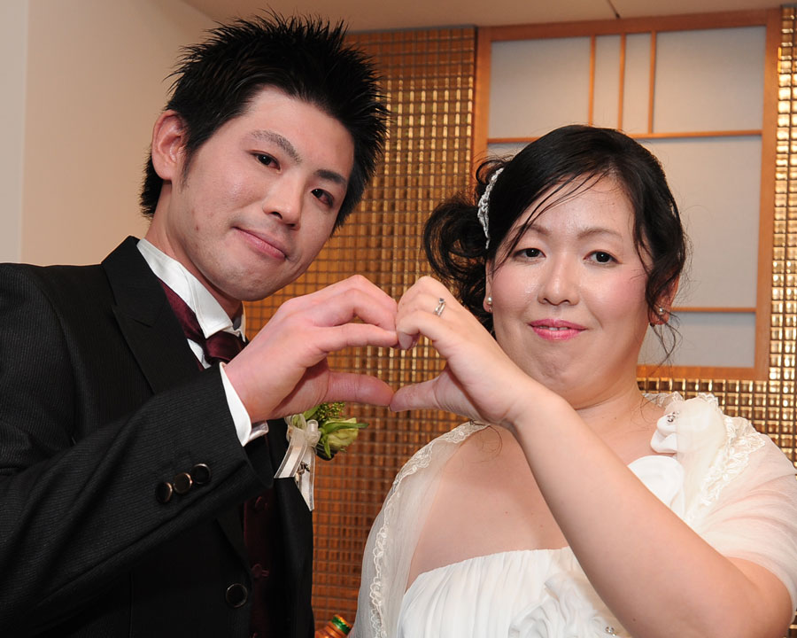 結婚式二次会幹事代行のお客様