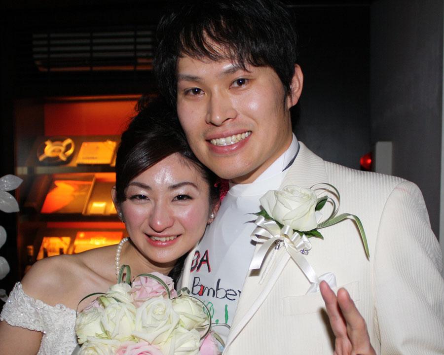 表参道で結婚式二次会 陽平さん 宏実さんの声 2次会レリッシュ
